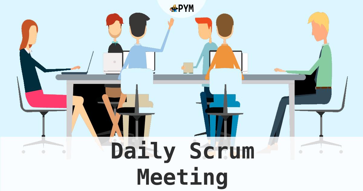 ¿Qué es el Daily Scrum Meeting?