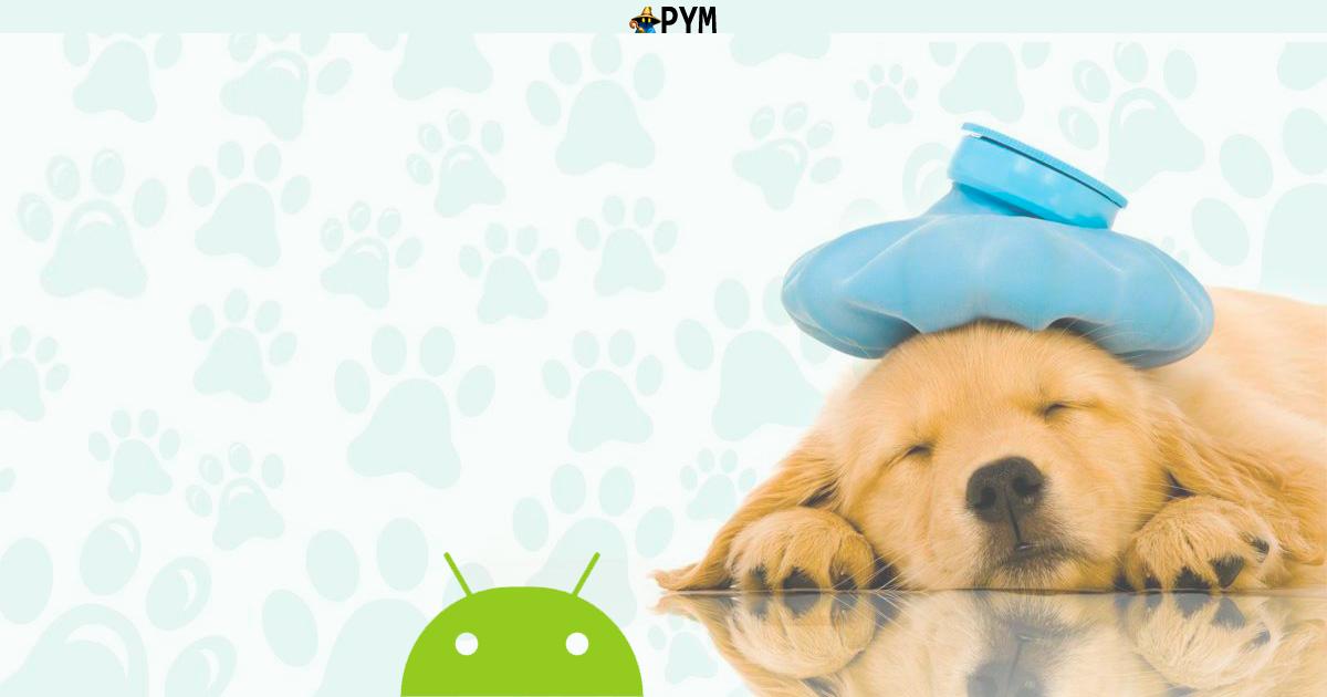 Aplicación Android de diagnóstico veterinario